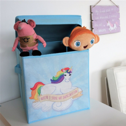 Gorgeous Unicorn Storage Box